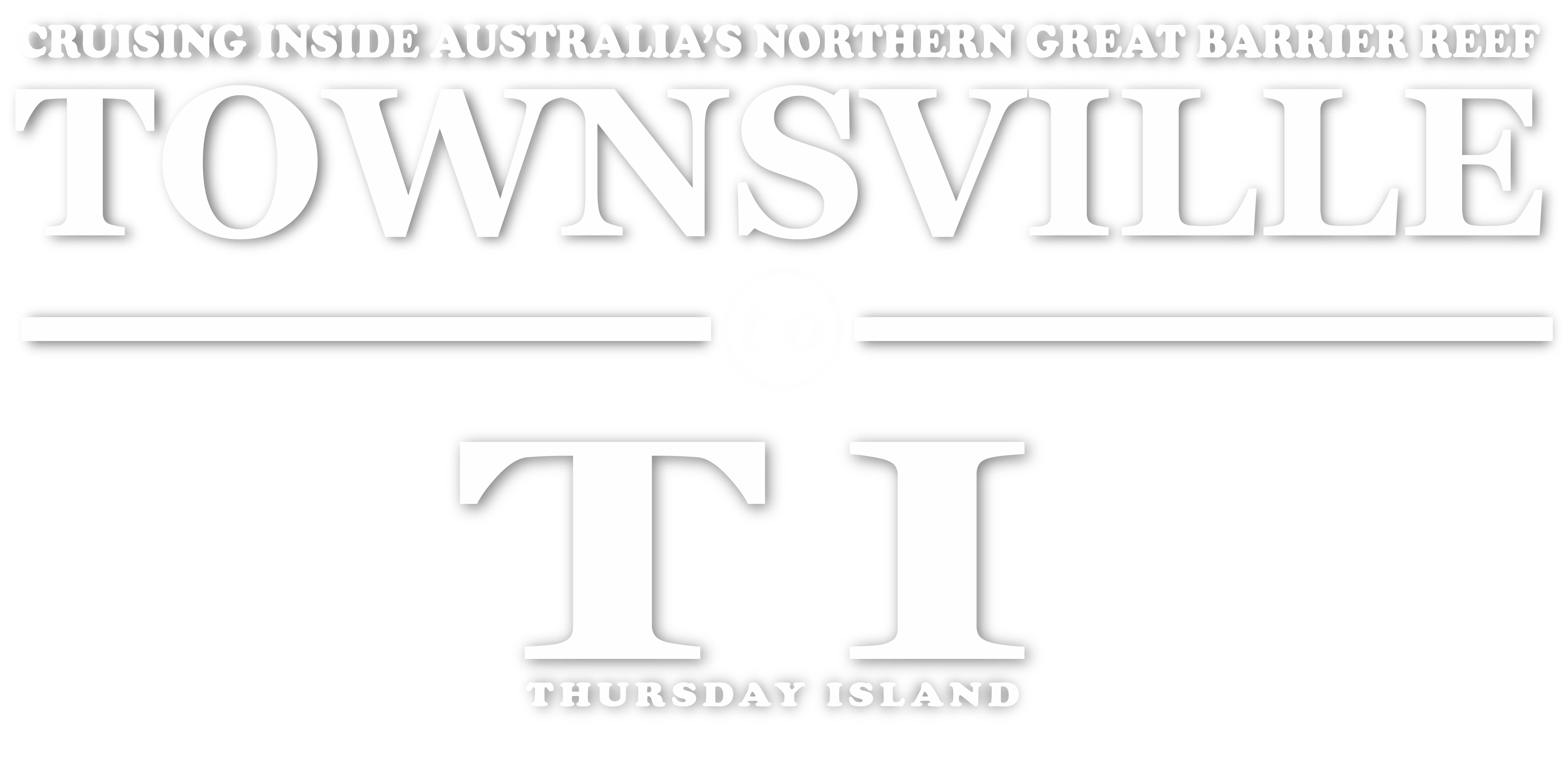 Townsville to TI Logo