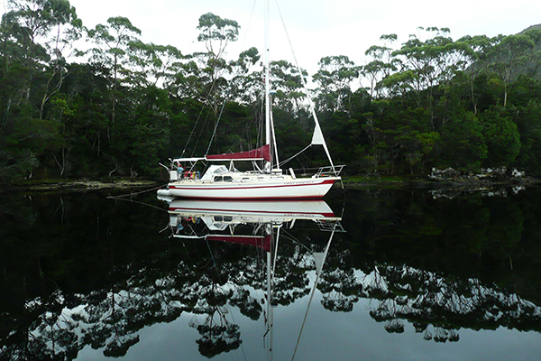 Casilda Cove, Port Davey, Tasmania